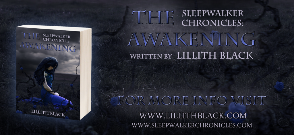 Sleepwalker Chronicles YA Paranormal Urban Fantasy