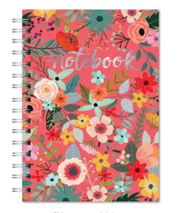 Studio Oh's notebooks on Amazon