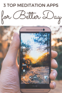 3 top free meditation apps for better day